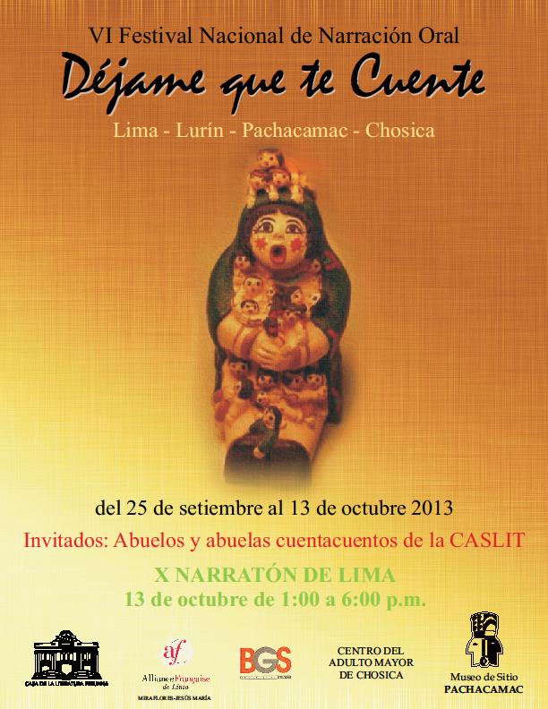 Afiche festival 2013paint